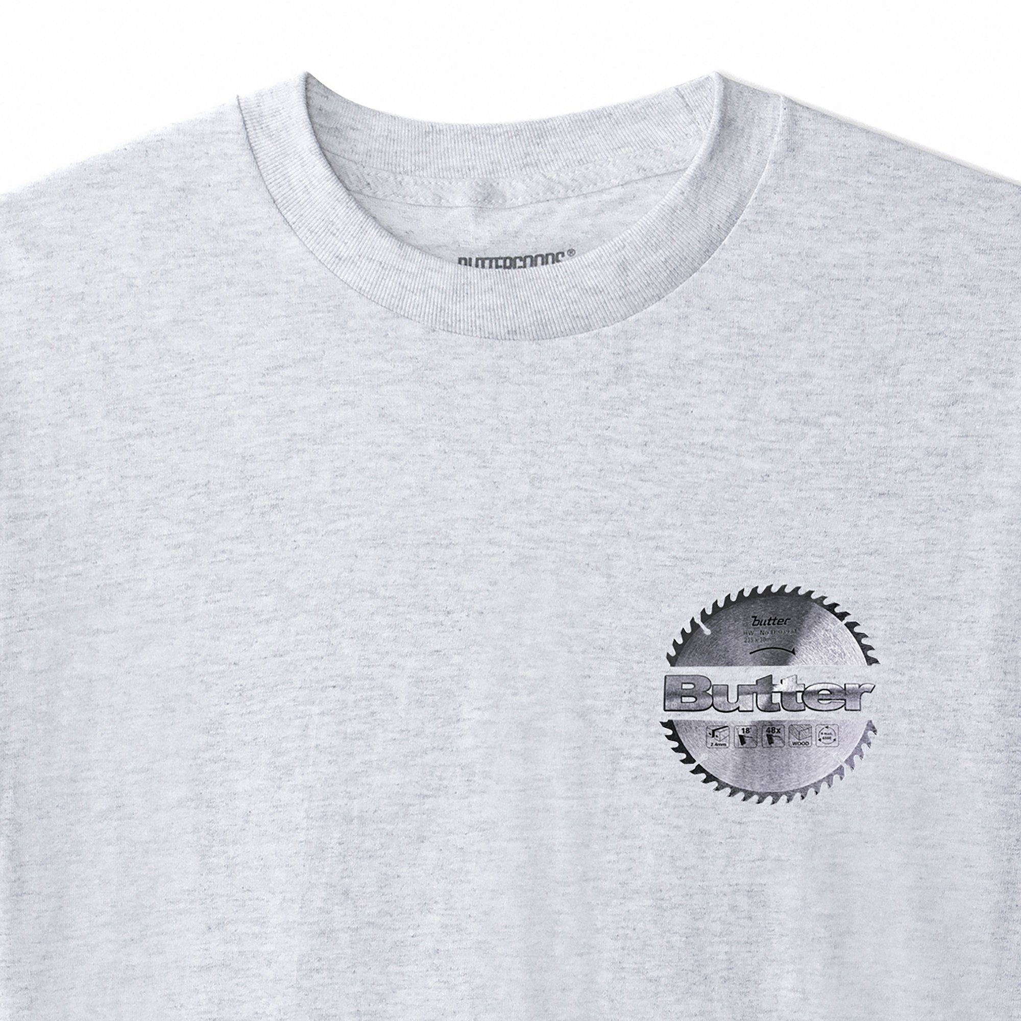 Butter Goods Blade Logo Tee Product Photo #3