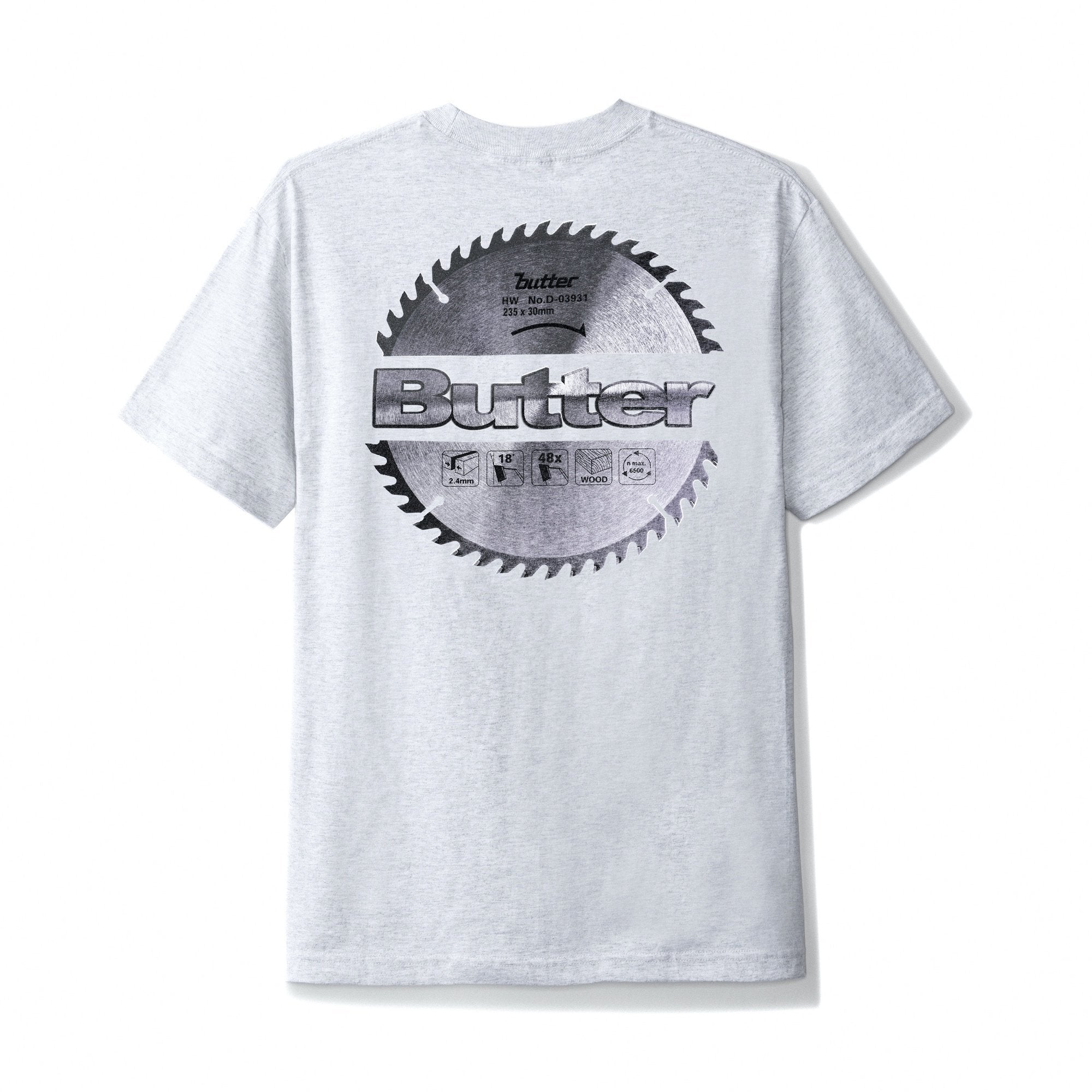 Butter Goods Blade Logo Tee Product Photo #2