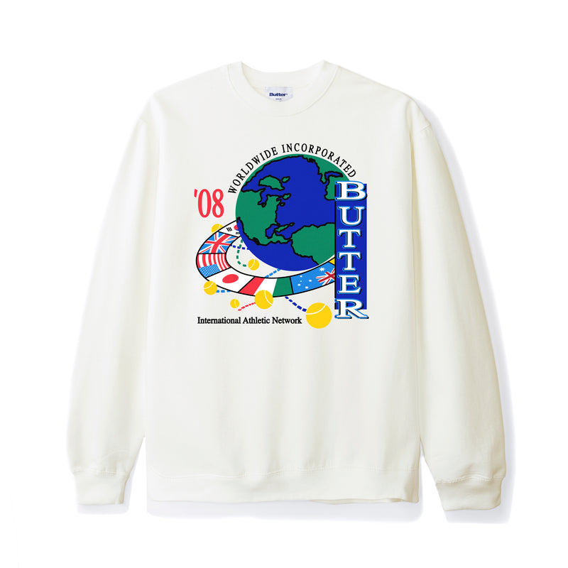 Butter Goods Athletic Network Crewneck Product Photo