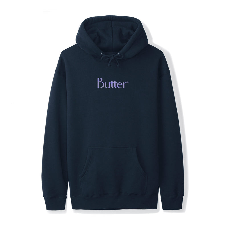Butter Goods Speckle Classic Logo Hood Product Photo