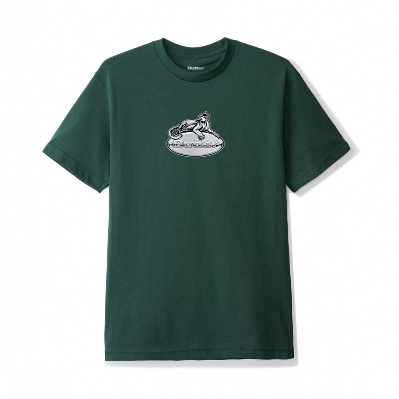 Butter Goods Cougar Badge Logo Tee Product Photo