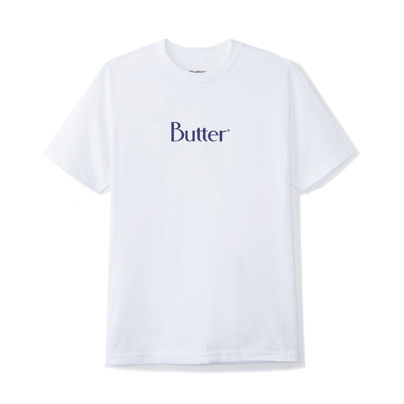 Butter Goods Speckle Classic Logo Tee Product Photo
