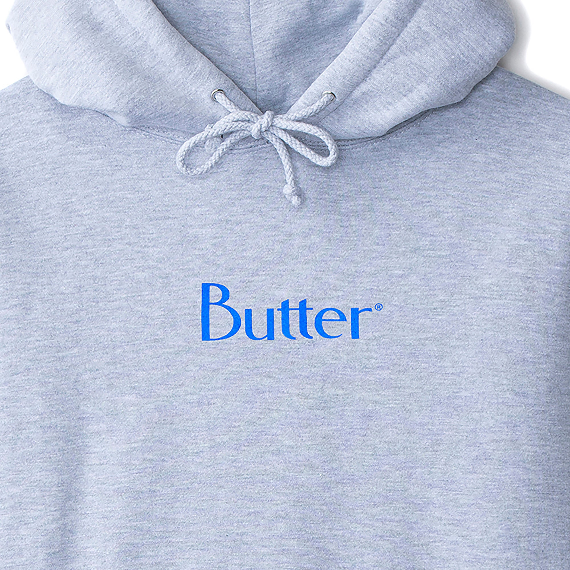 Butter Goods Classic Logo Hood Product Photo #2