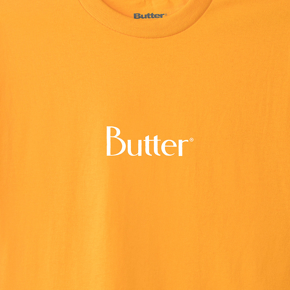 Butter Goods Classic Logo Tee Product Photo #2