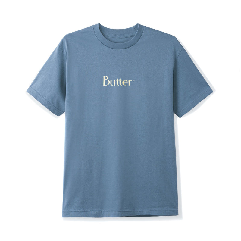 Butter Goods Classic Logo Tee Product Photo