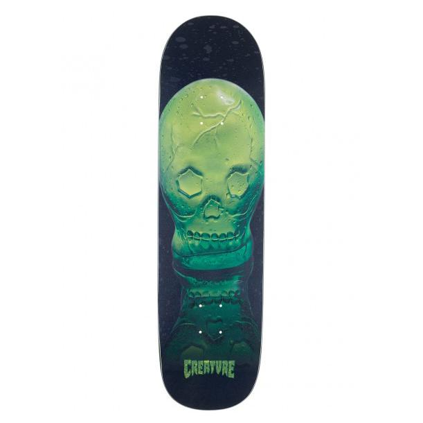 Creature Green Skull Everslick Deck Product Photo #1