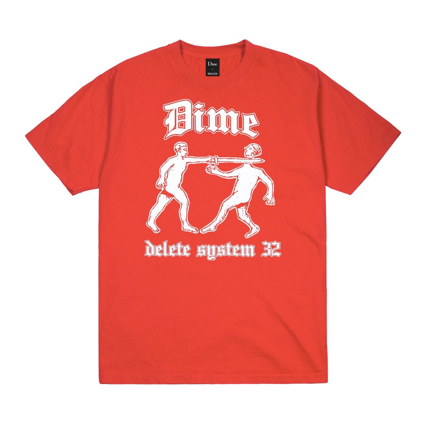 Dime Delete Tee Product Photo #1