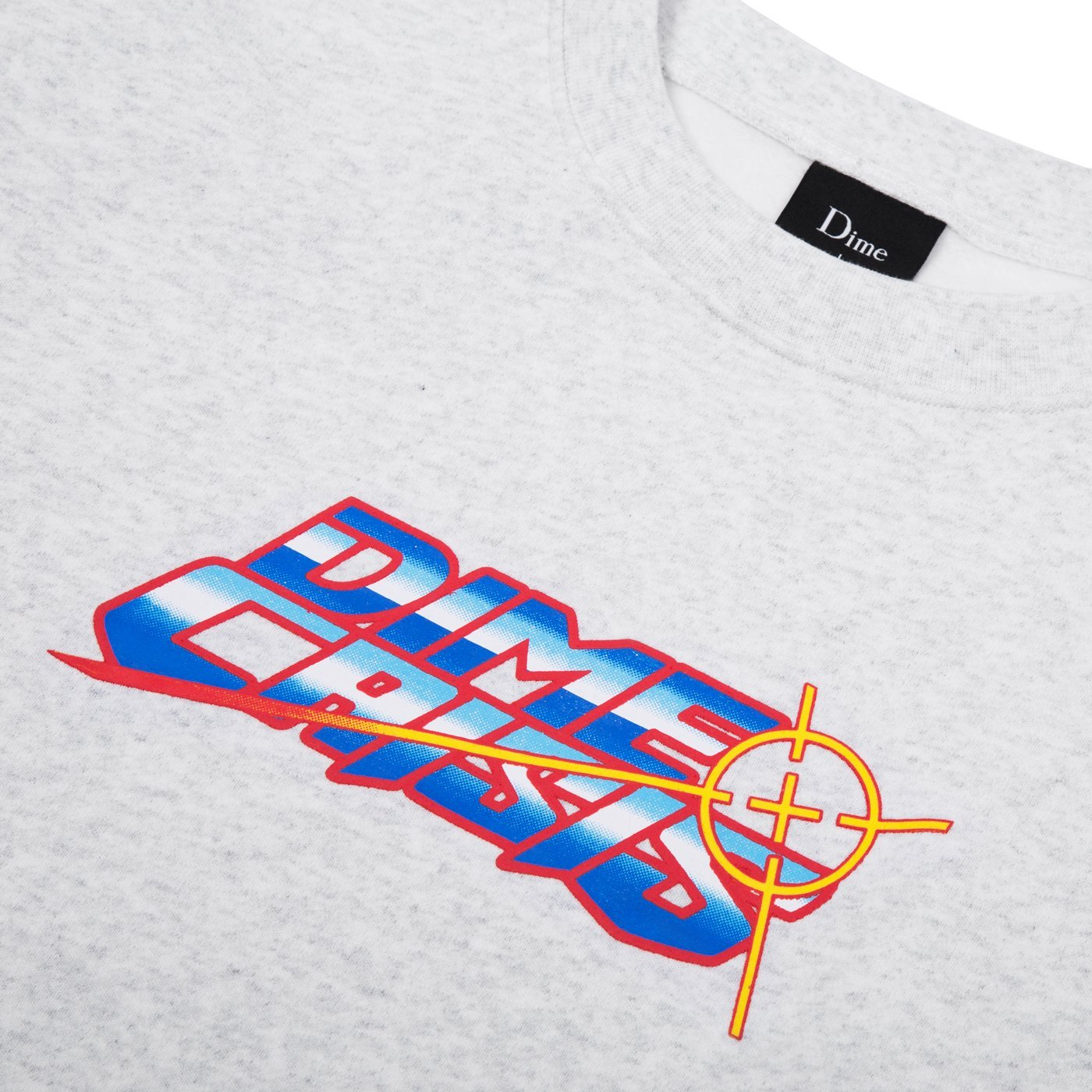 Dime Dime Crisis Crewneck Product Photo #2