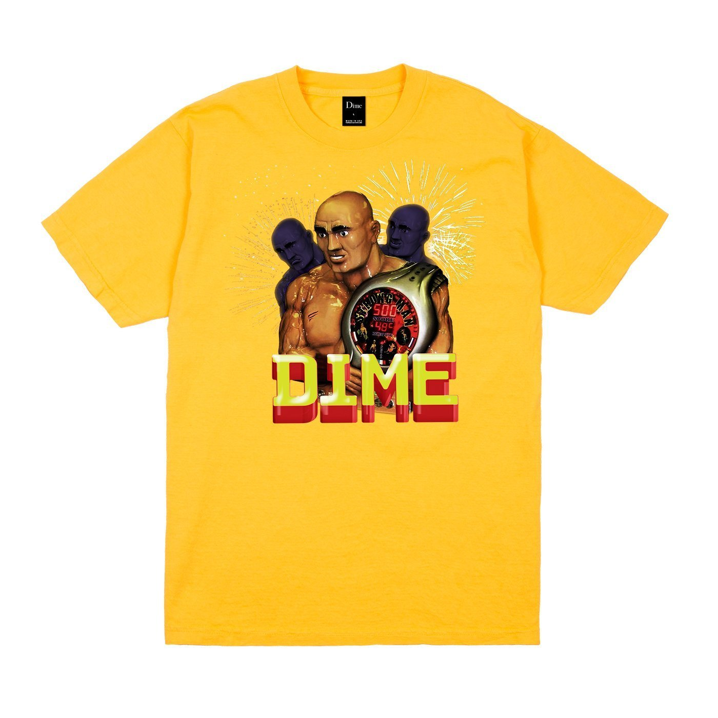 Dime Duality Tee Product Photo #1