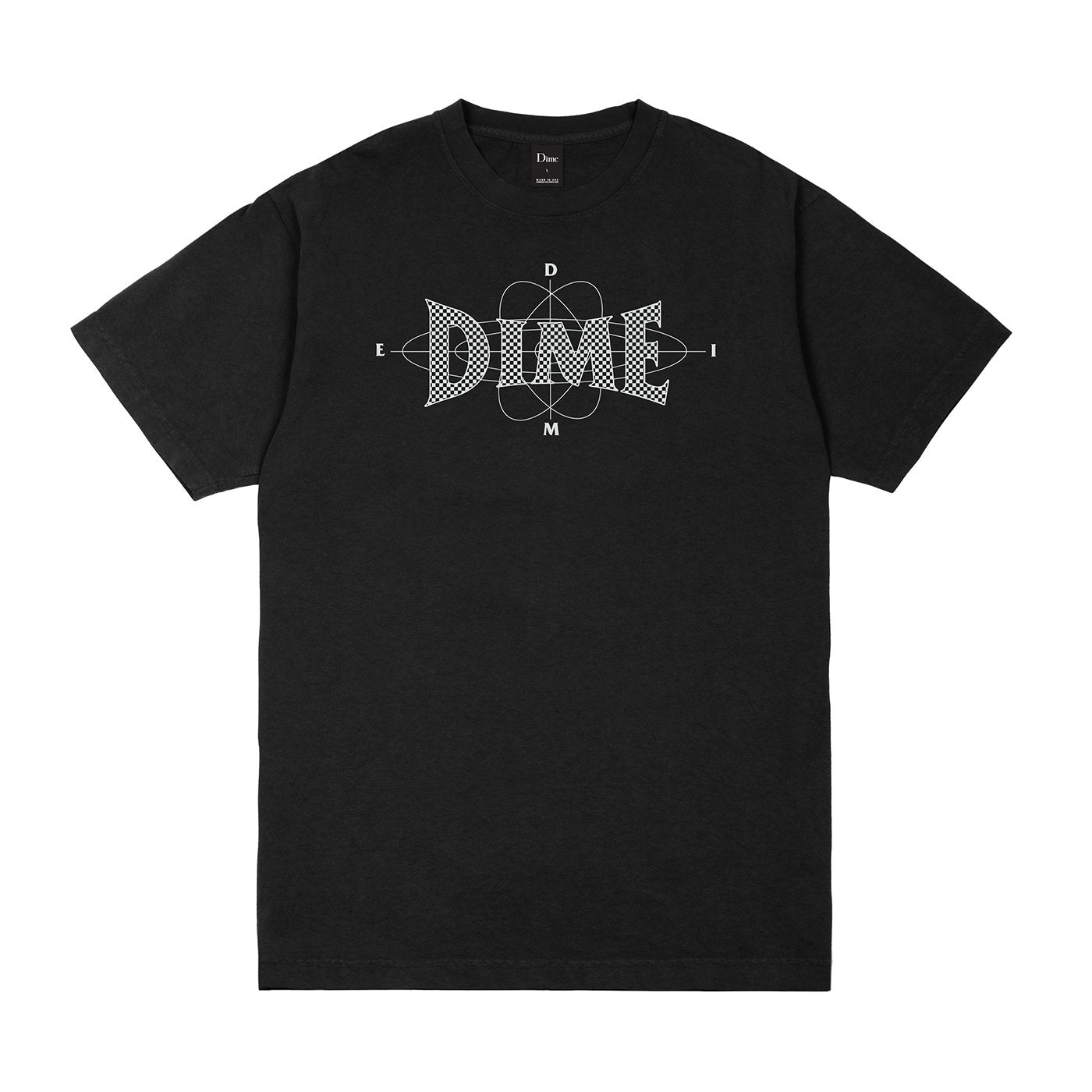 Dime Dime Zone Tee Product Photo #1