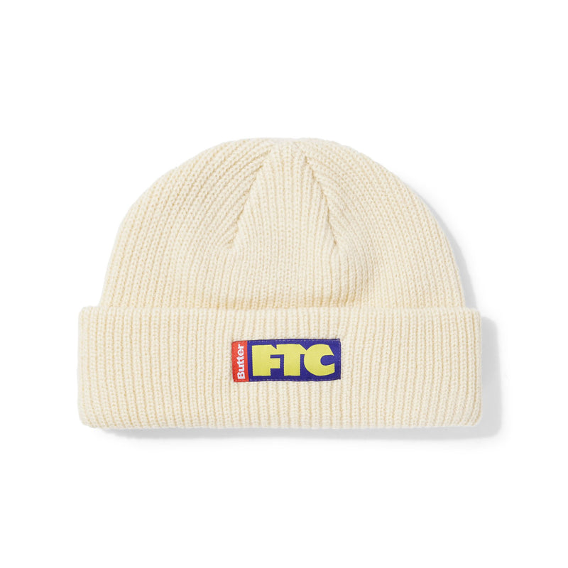 Butter Goods X FTC Flag Wharfie Beanie Product Photo
