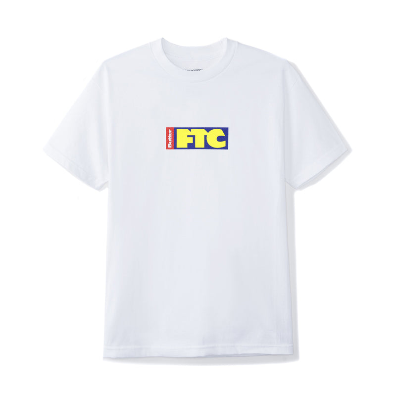 Butter Goods X FTC Flag Logo Tee Product Photo