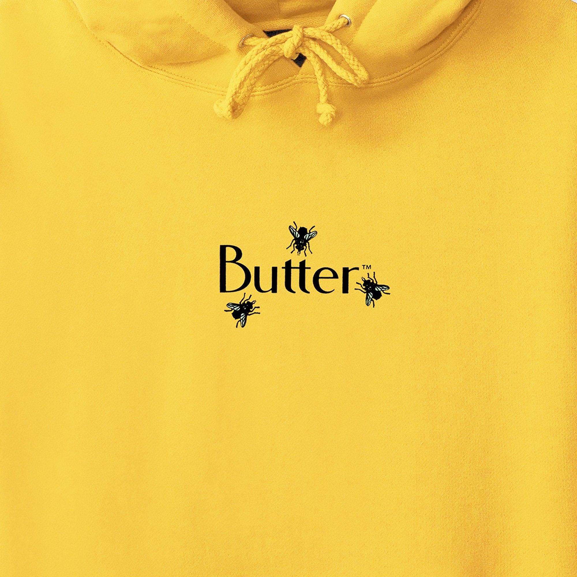 Butter Goods Fly Classic Logo Hoodie Product Photo #2