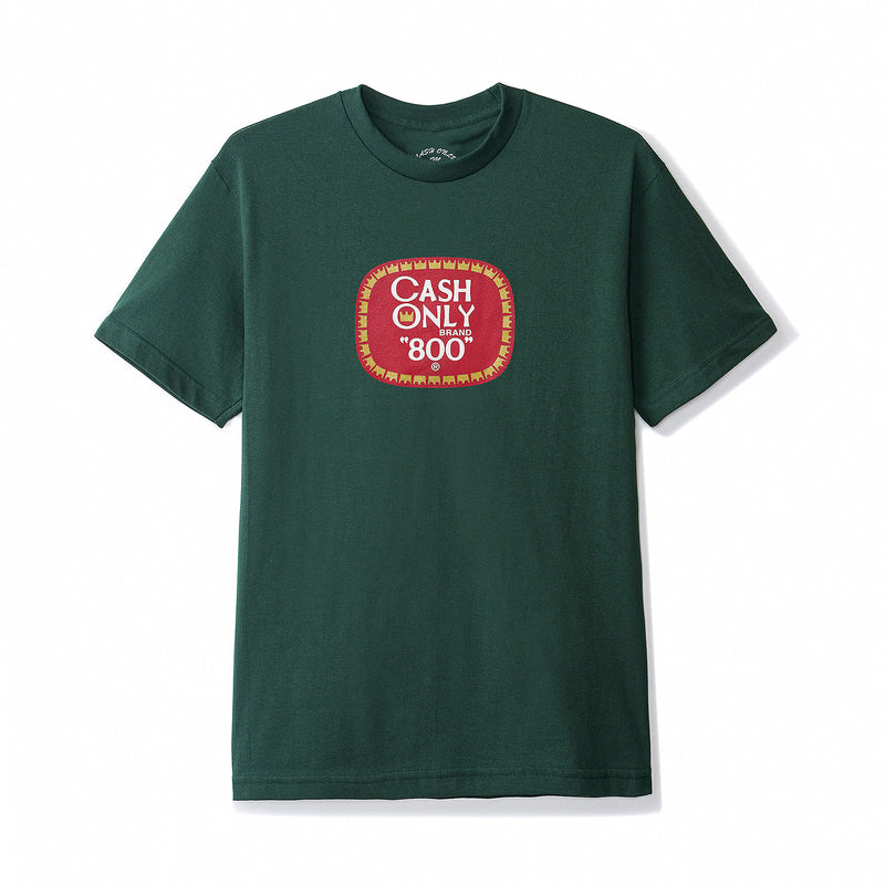 Cash Only Forty Tee Product Photo