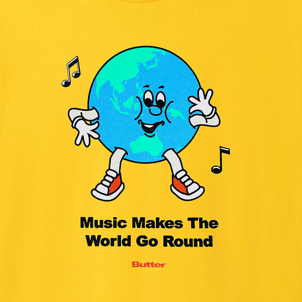 Butter Goods Go Round Tee Product Photo #2