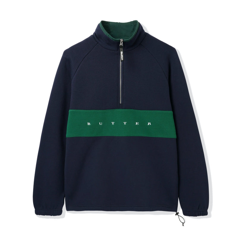 Butter Goods Hampshire 1/4 Zip Product Photo