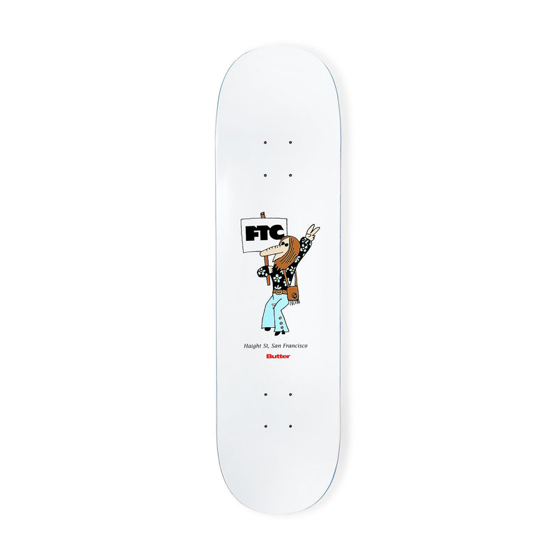 Butter Goods X FTC Hippie Deck Product Photo