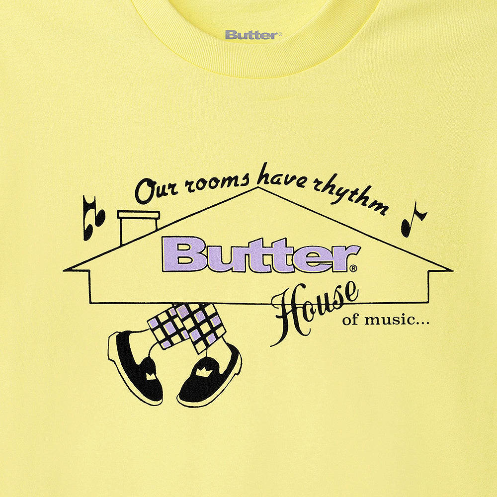 Butter Goods House of Music Tee Product Photo #2