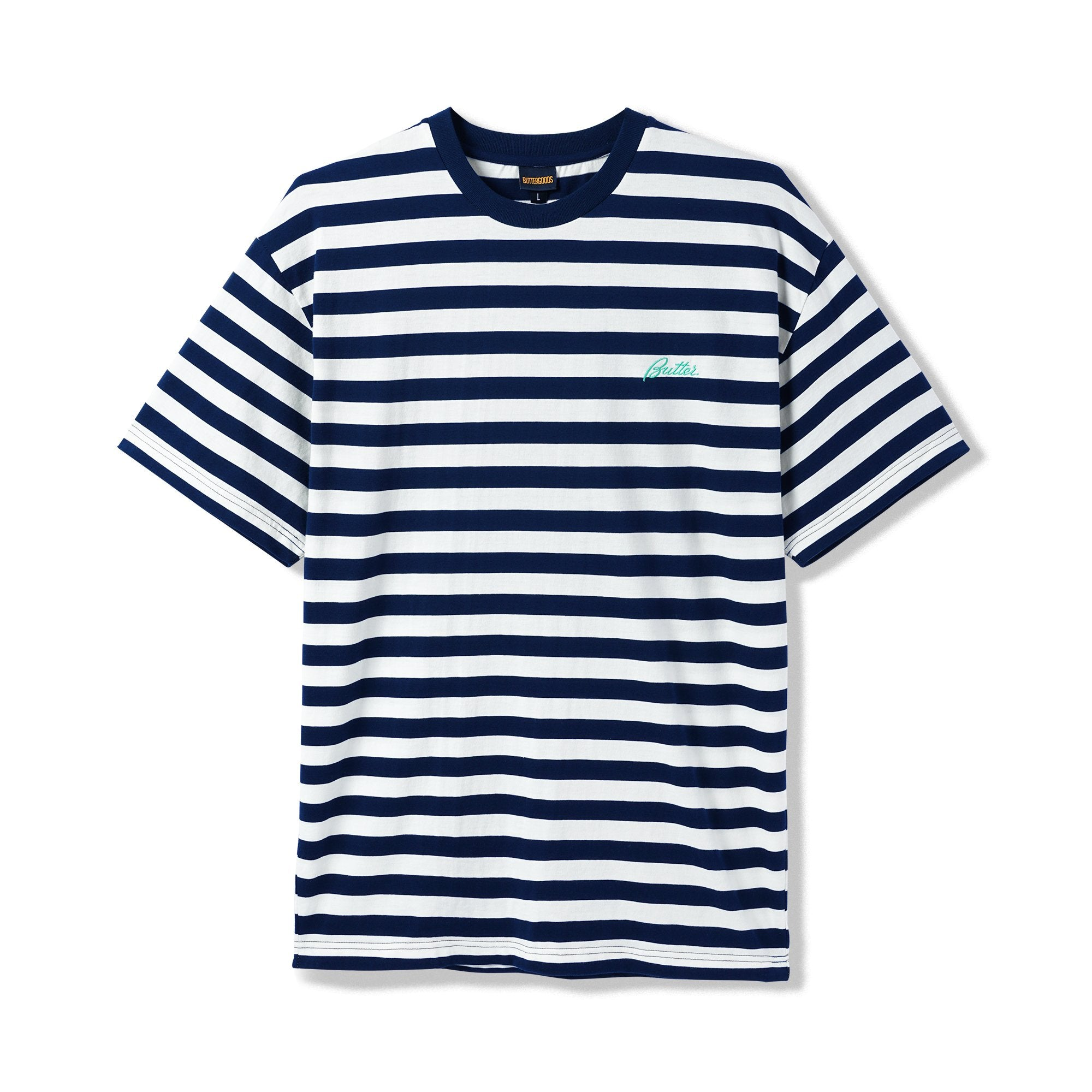 Butter Goods Hume Stripe Tee