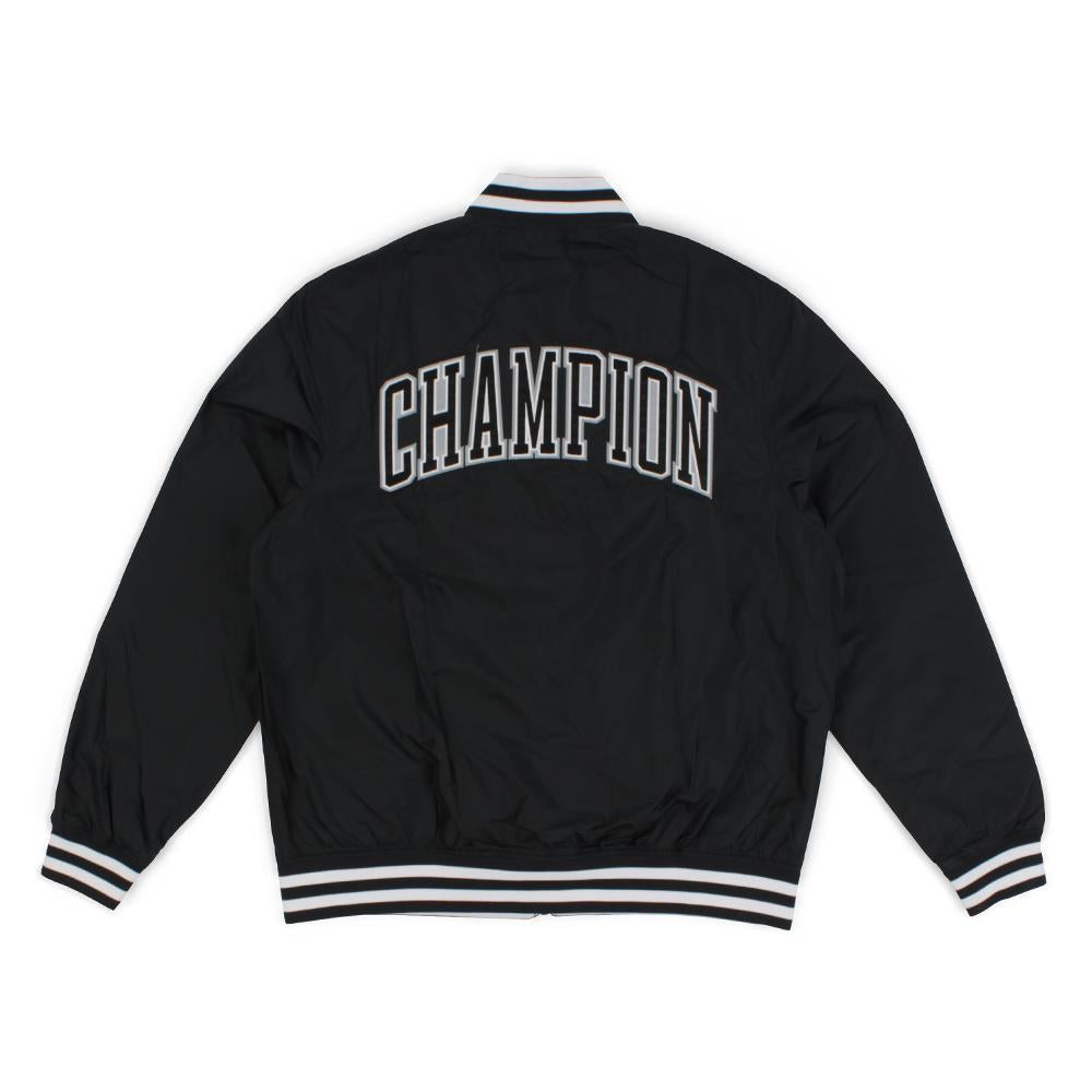 Champion Satin Baseball Jacket Product Photo #2