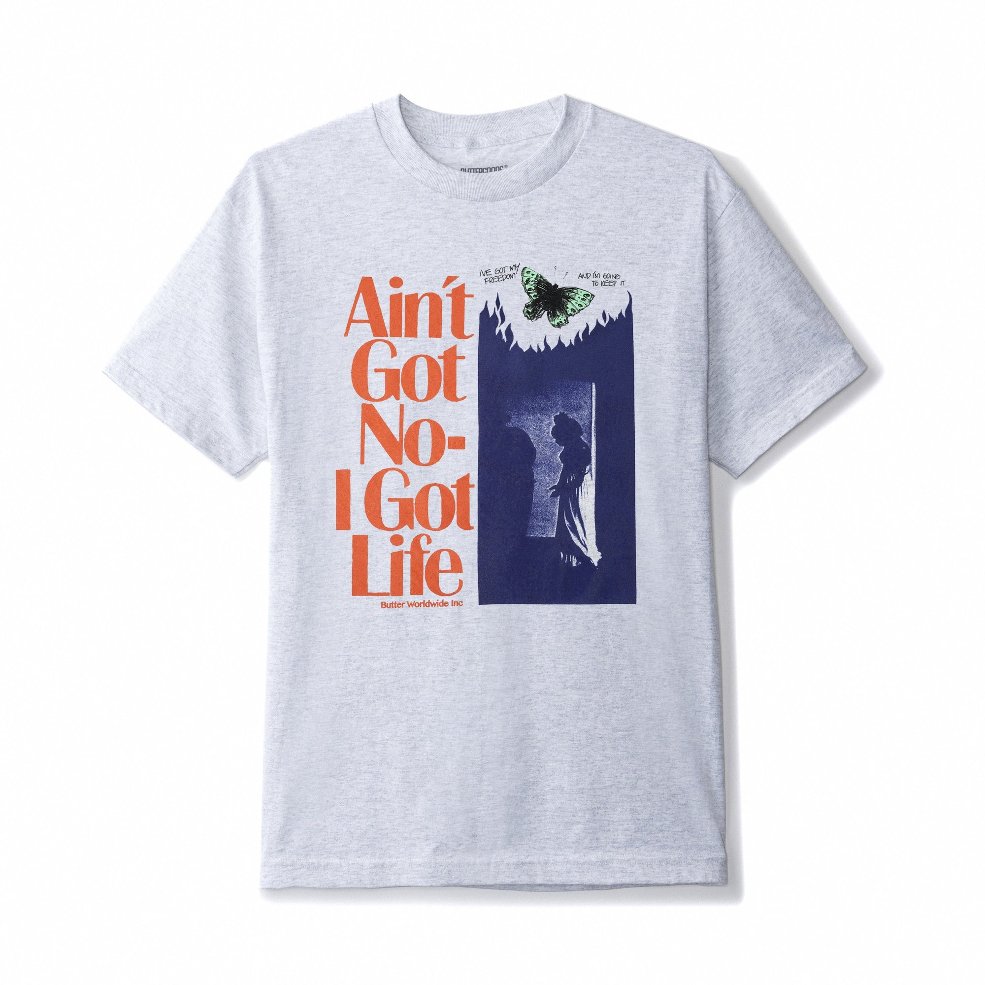 Butter Goods I Got Life Tee Product Photo #1