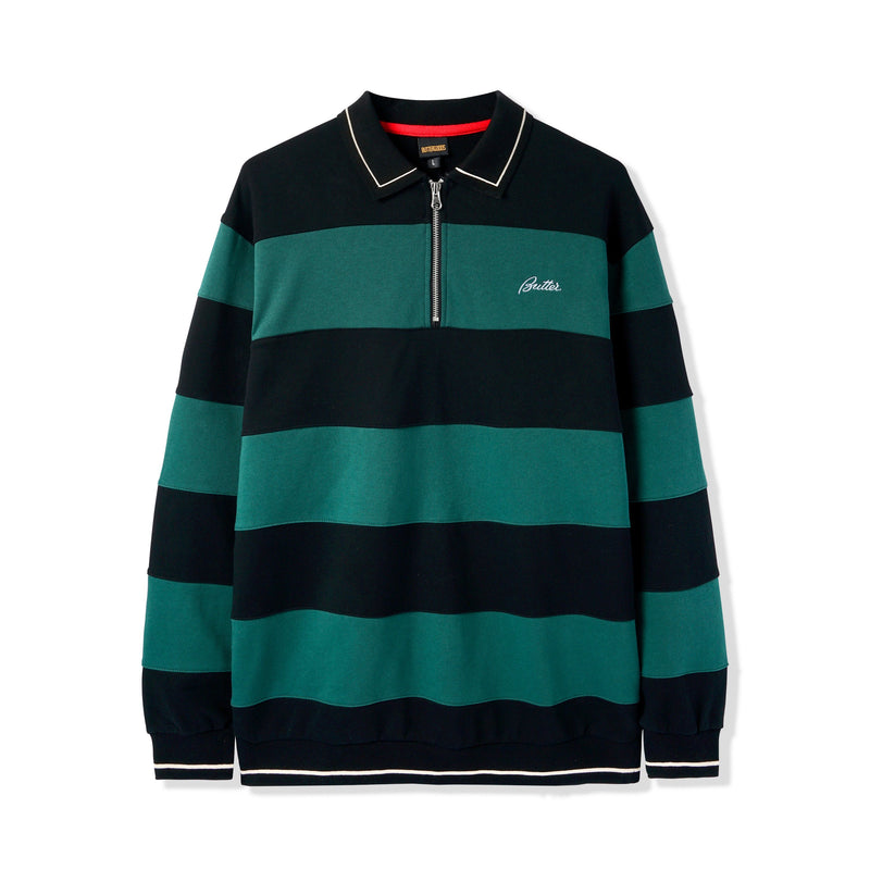 Butter Goods Ivy Stripe Pullover Product Photo