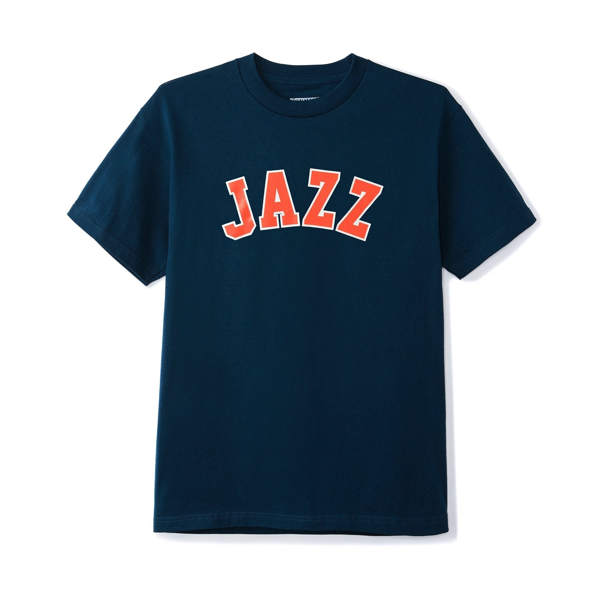 Butter Goods Jazz Logo Tee Product Photo #1