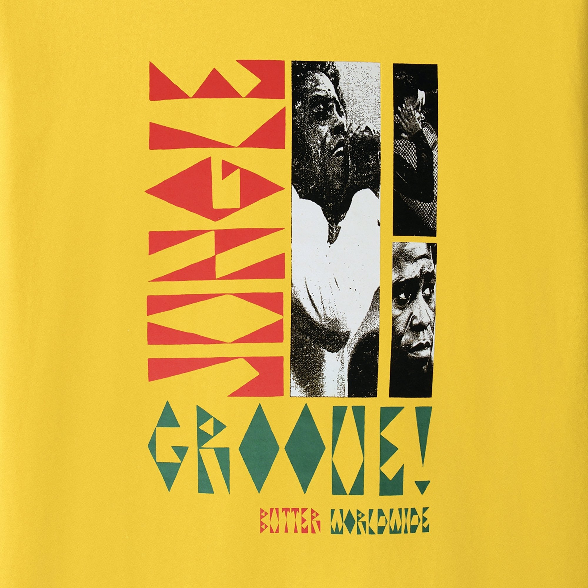 Butter Goods Jungle Groove Tee Product Photo #2