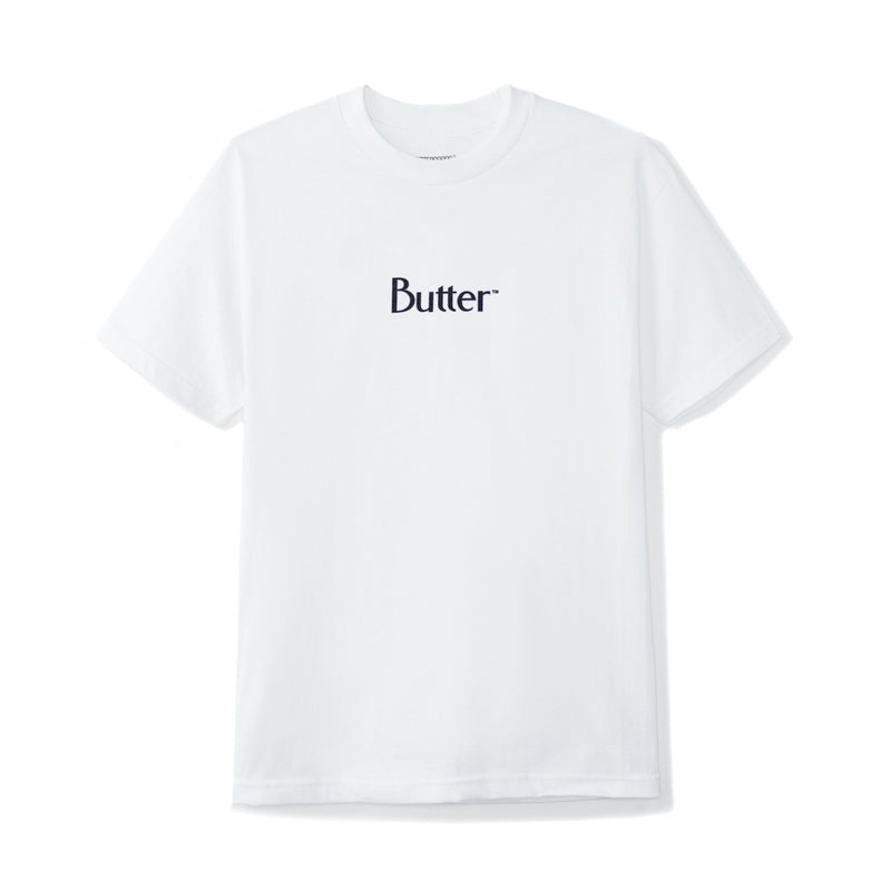 Butter Goods Keyline Classic Logo Tee Product Photo
