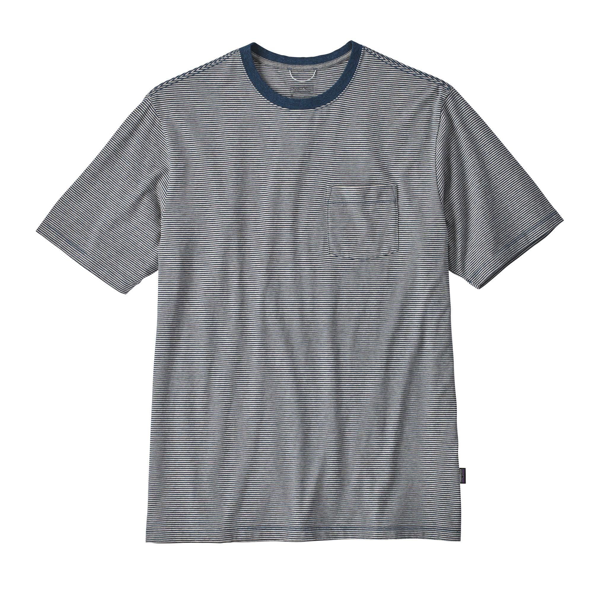 PATAGONIA SQUEAKY CLEAN POCKET TEE