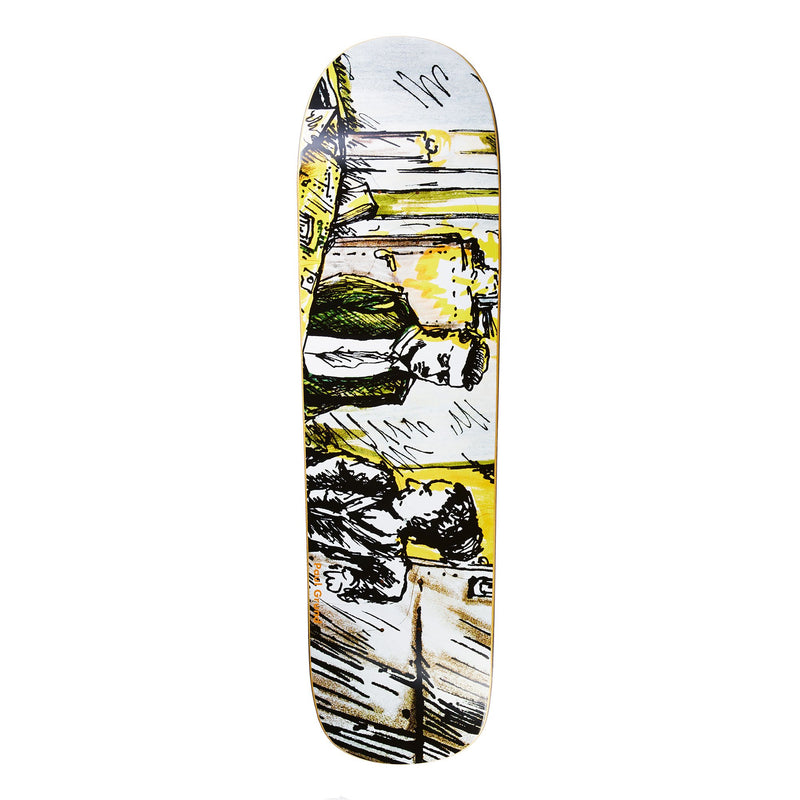 Polar Le Medusa Deck Product Photo