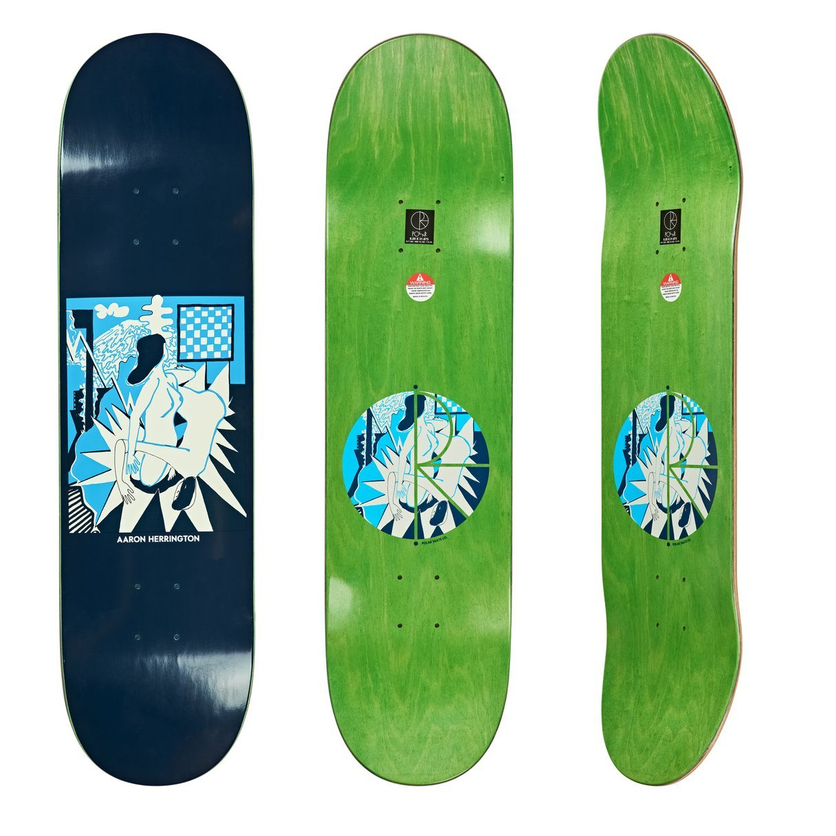 Polar 69 Deck Product Photo #1