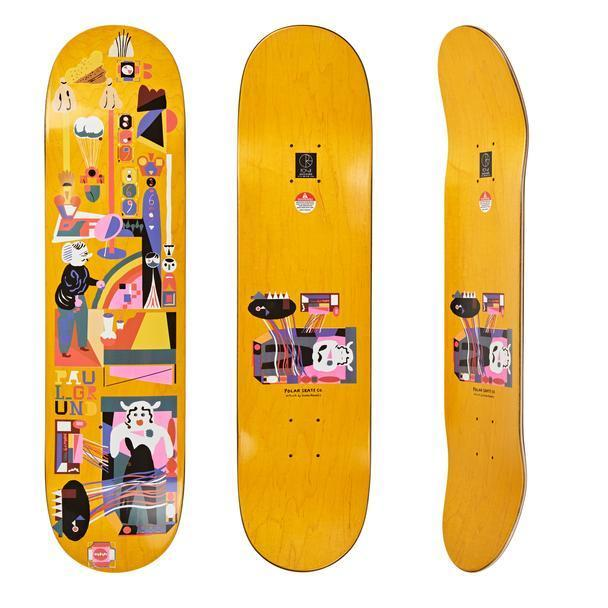 Polar Frequency Deck - Paul Grund Product Photo #1