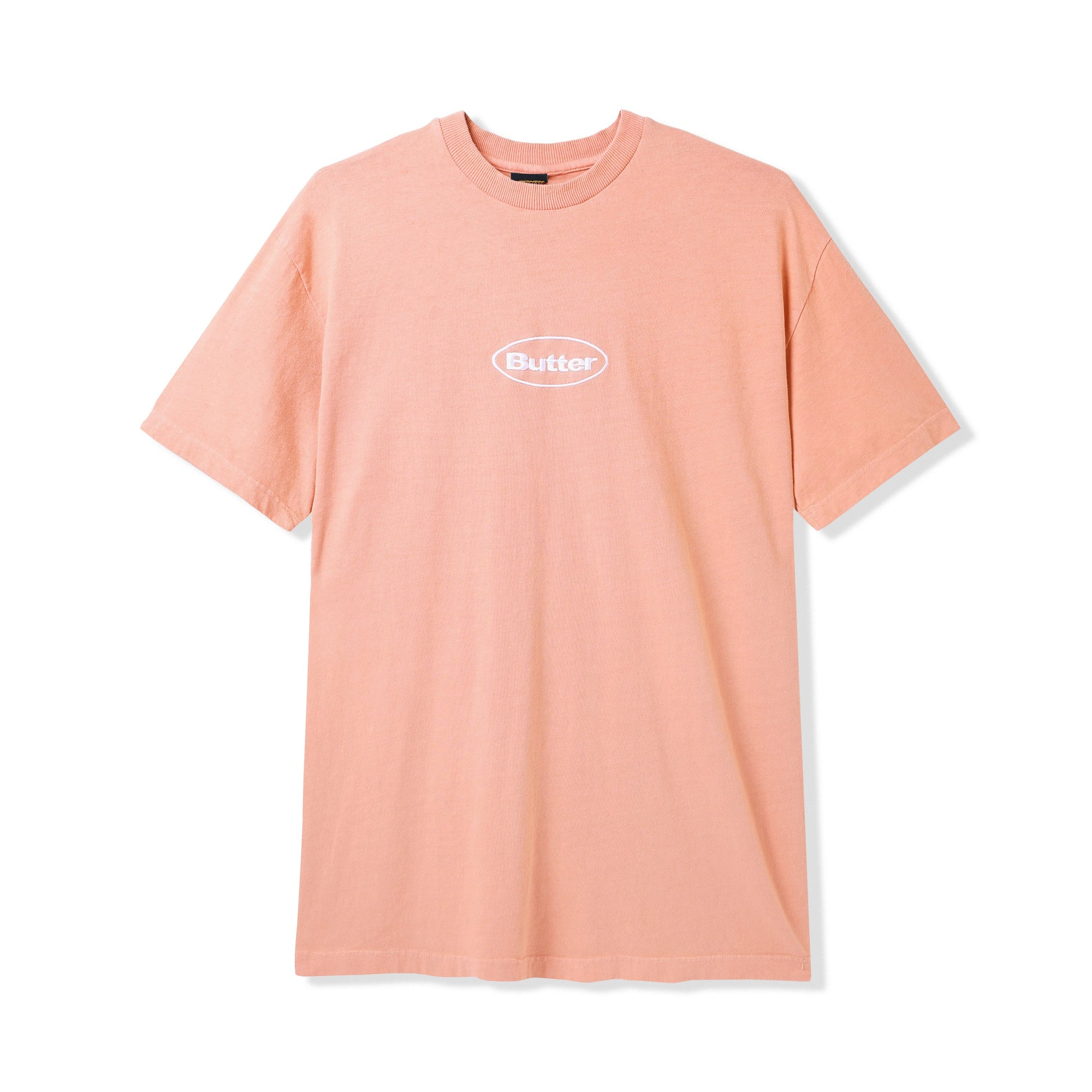 Butter Goods Heavyweight Pigment Dye Tee Product Photo #1