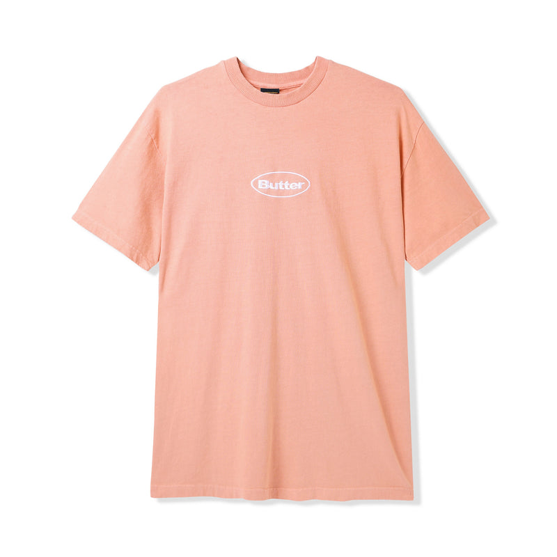 Butter Goods Heavyweight Pigment Dye Tee Product Photo