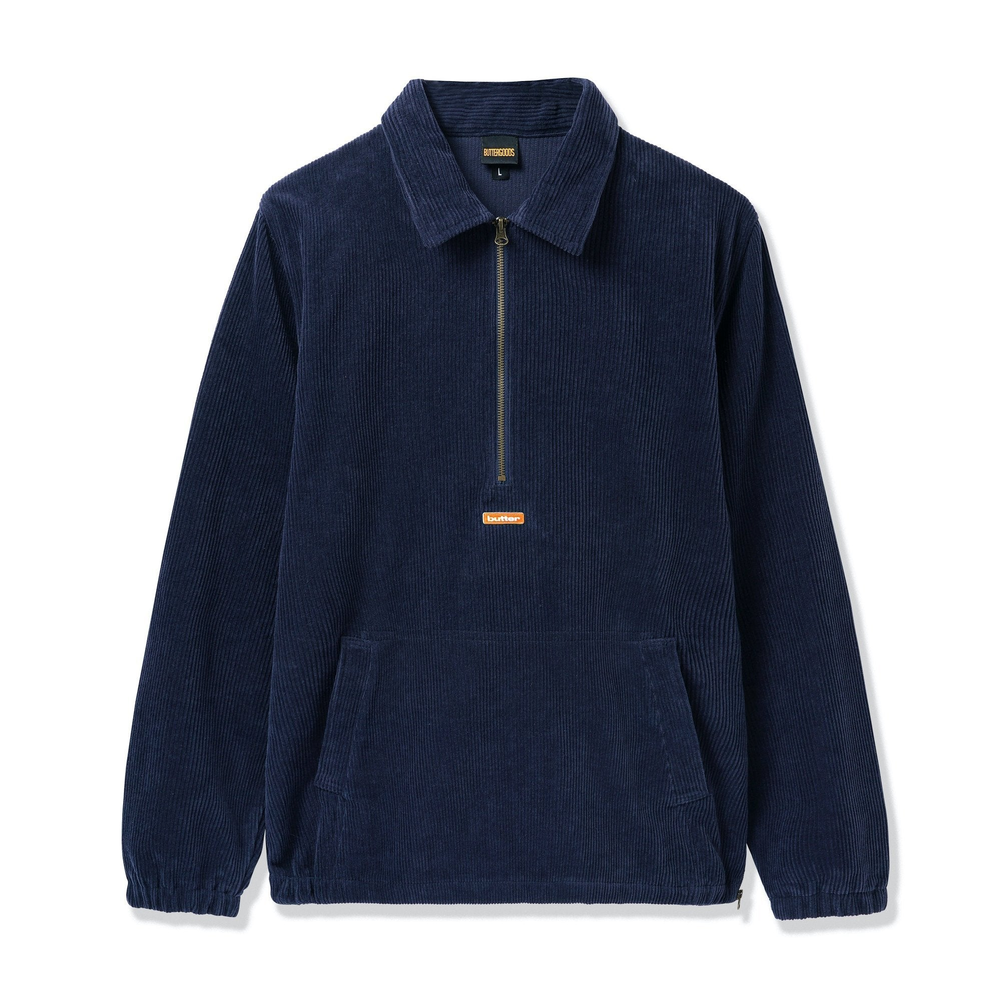 Butter Goods Ranger Pullover Cord Jacket Product Photo #1