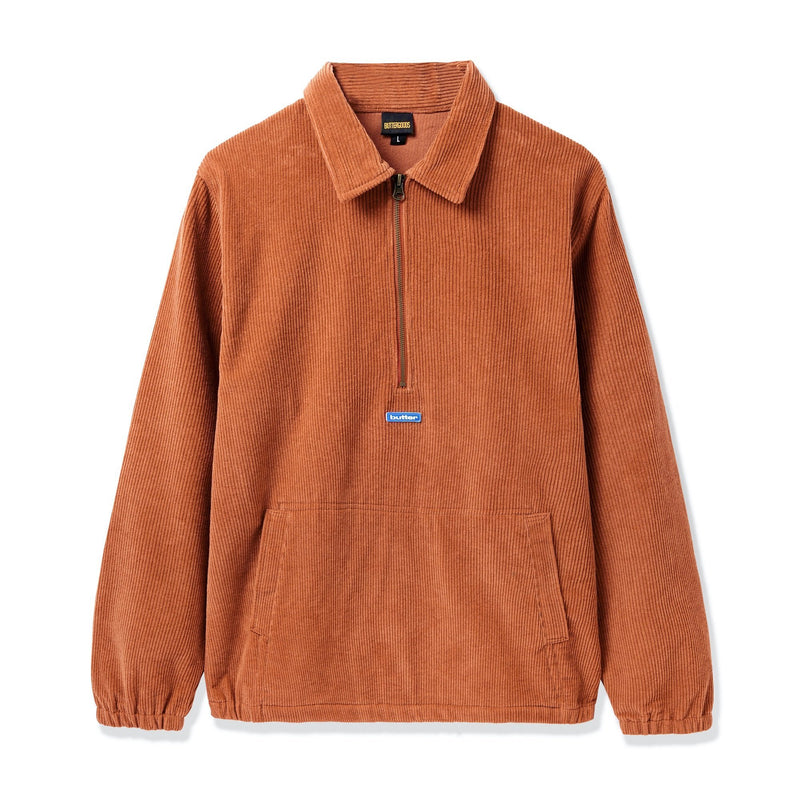 Butter Goods Ranger Pullover Cord Jacket Product Photo
