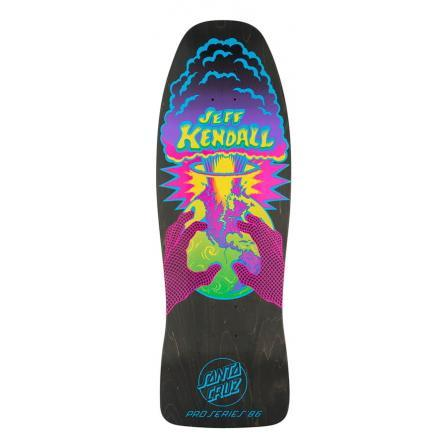 Santa Cruz Kendall End Of World Reissue Deck Product Photo #1