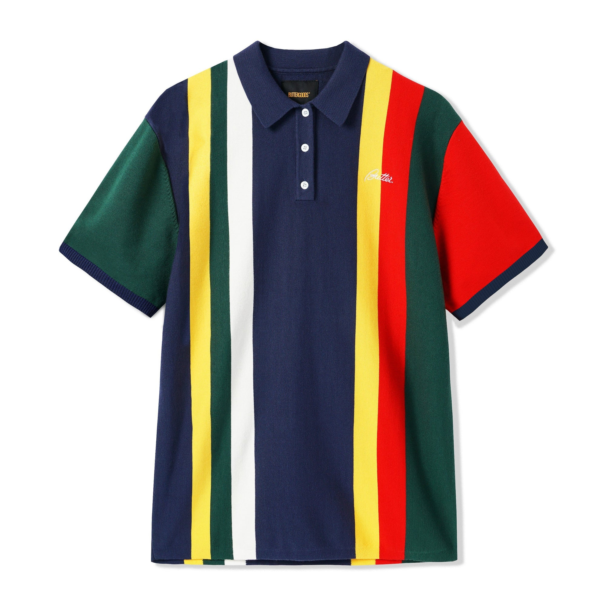 Butter Goods Santosuosso Polo Shirt Product Photo #1