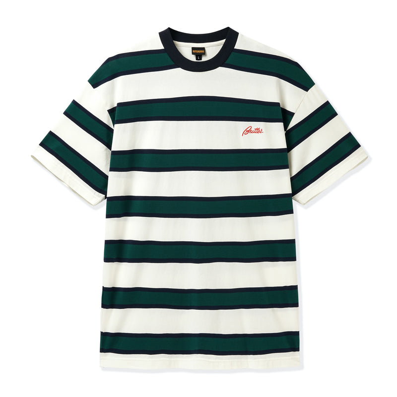 Butter Goods Pine Stripe Tee Product Photo