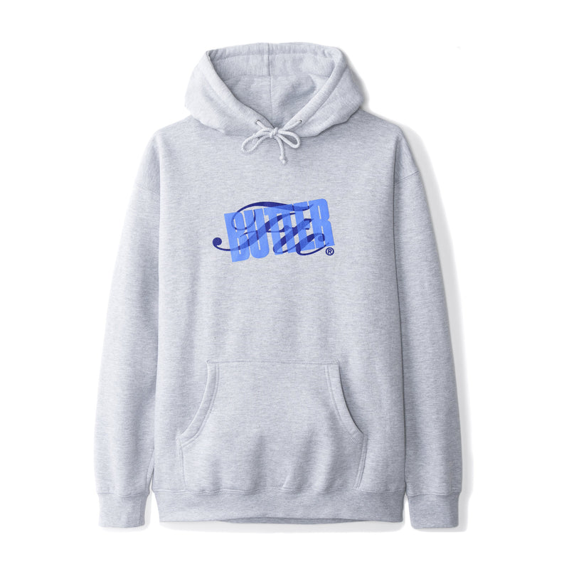 Butter Goods X FTC Stack Logo Hoodie Product Photo
