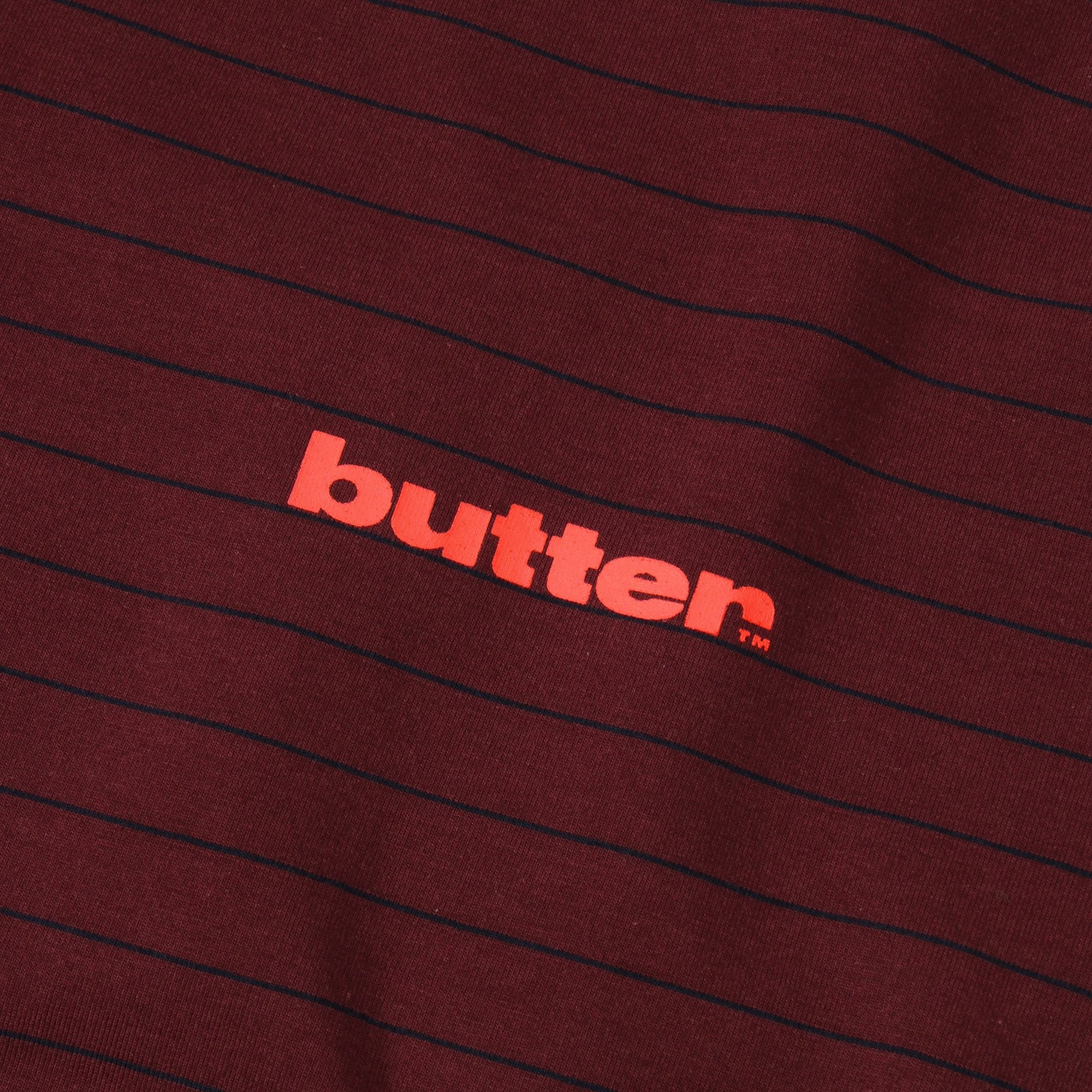 Butter Goods Tide Stripe Tee