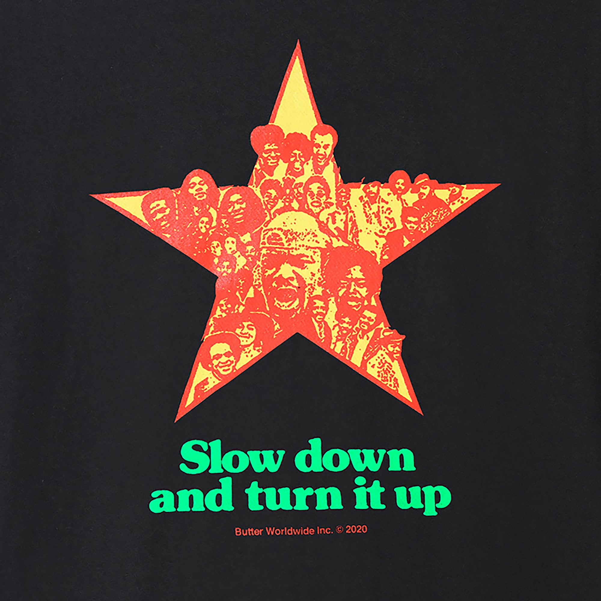 Butter Goods Turn It Up Tee Product Photo #2