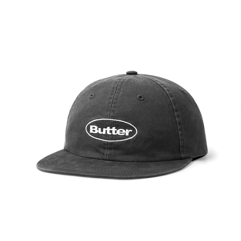Butter Goods Washed Badge Cap Product Photo