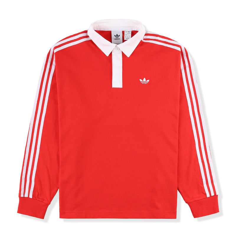 Adidas Solid Rugby Jersey Product Photo