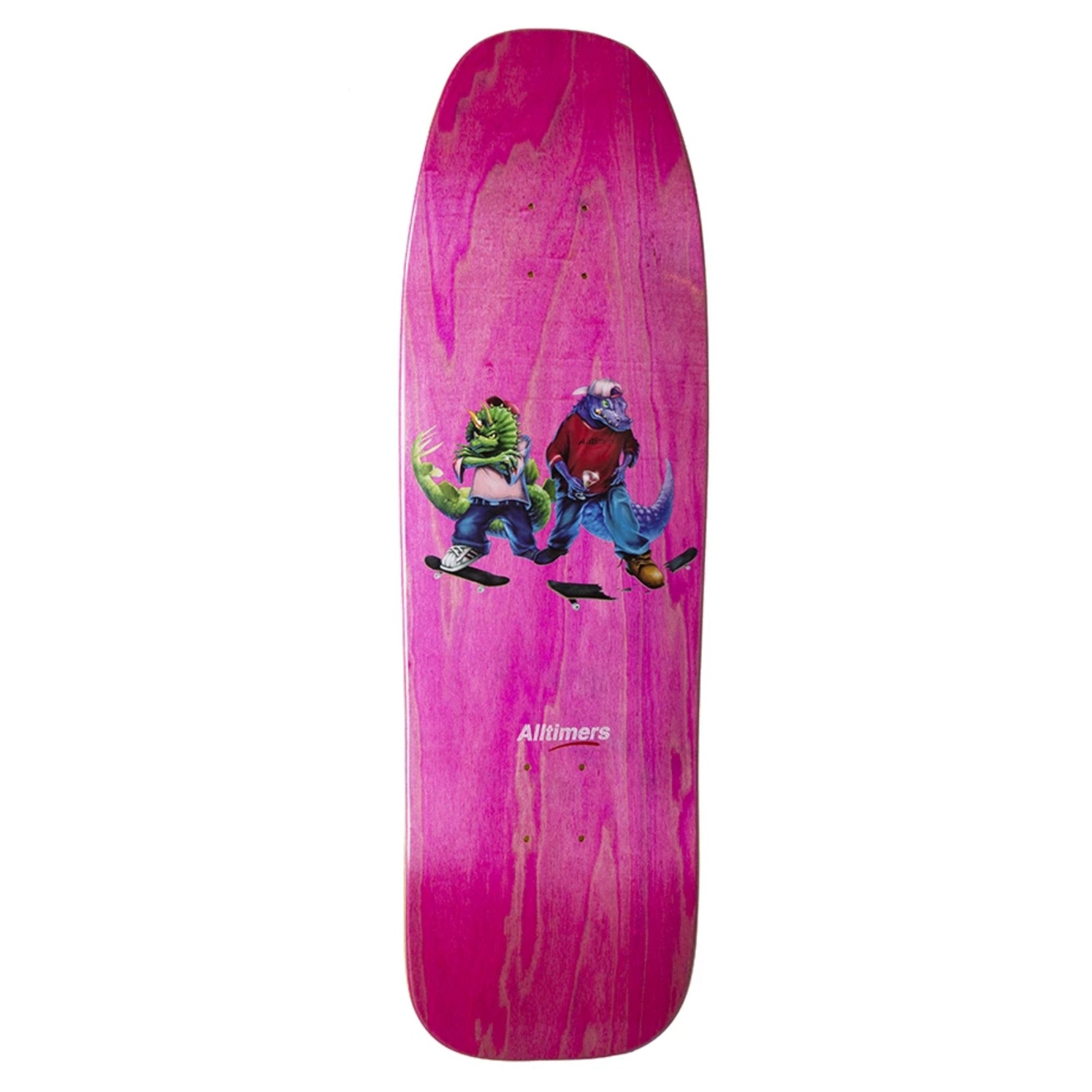 Alltimers Fossil Gang Deck