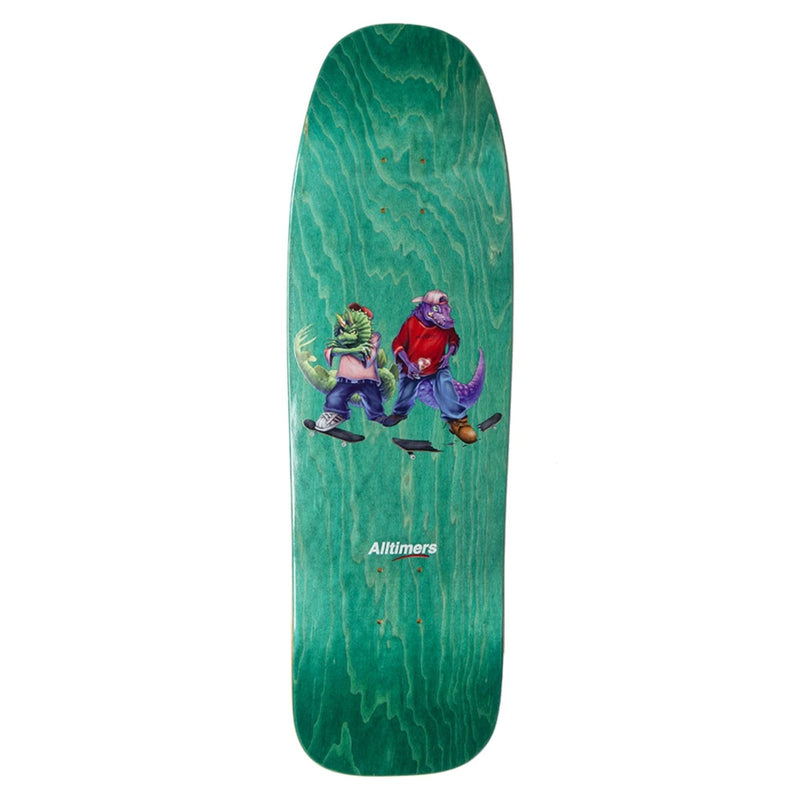 Alltimers Fossil Gang Deck Product Photo