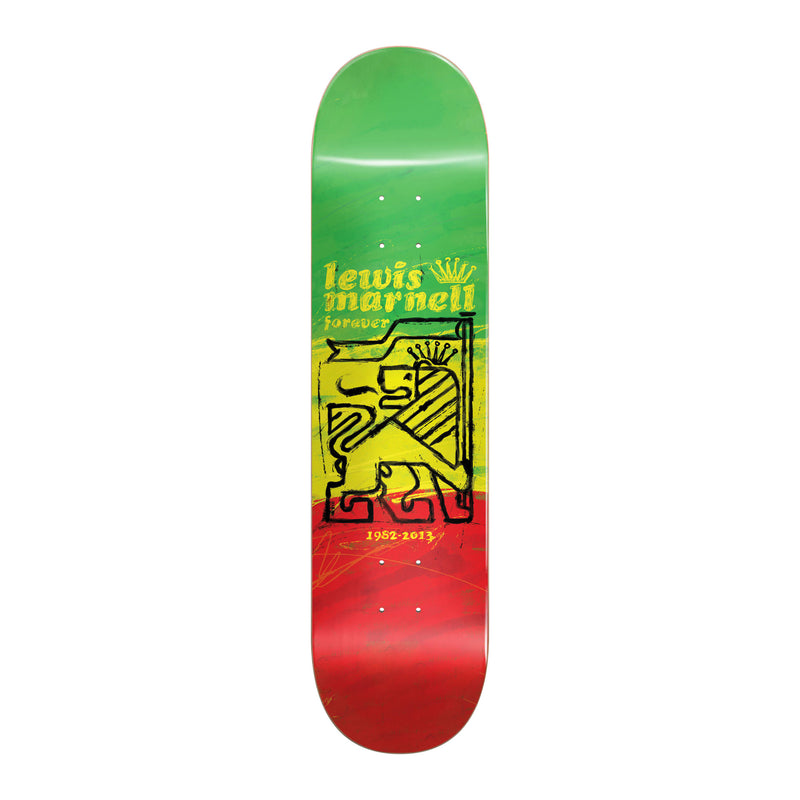 Almost Marnell Painted Lion Deck Product Photo