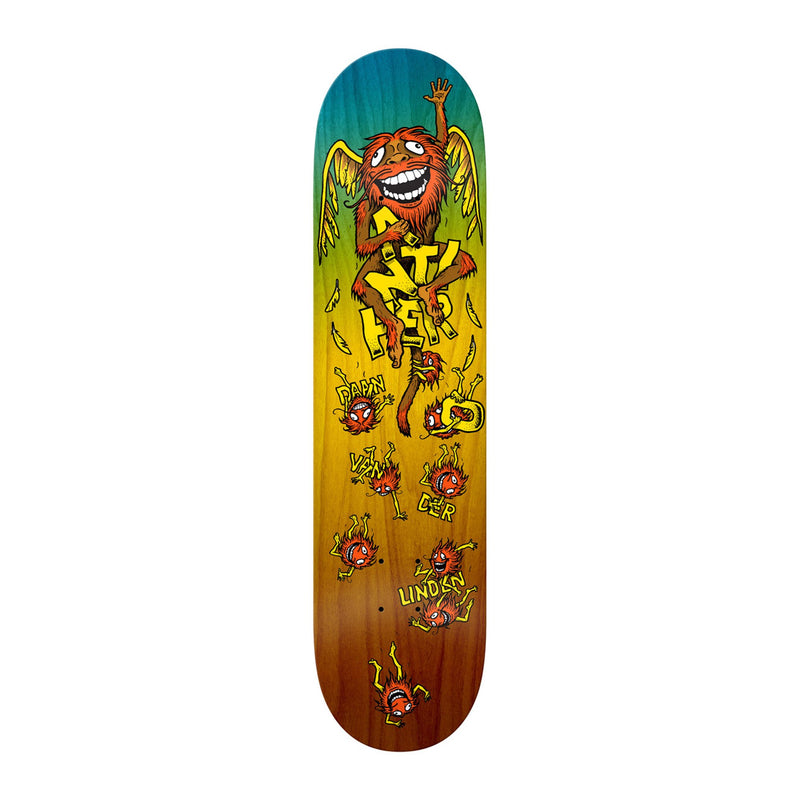 Anti-Hero Daan Grimplechimp Deck Product Photo