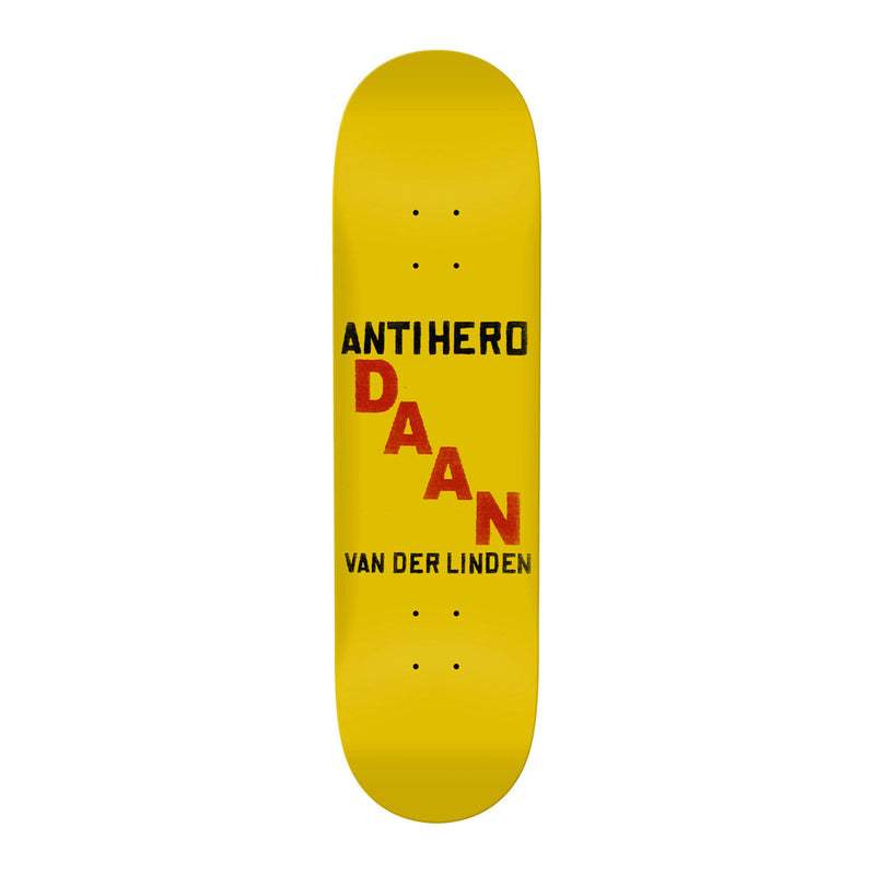 Anti-Hero Pot Shop Daan Deck Product Photo